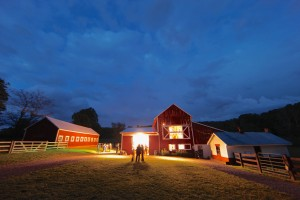 A Red Barn Wedding at Rounton Farm, Orange, VA